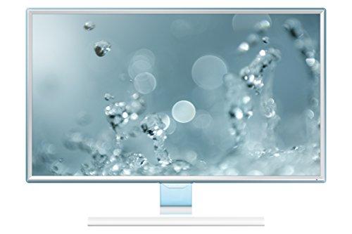 Samsung S24E391HL 59,94 cm (24 Zoll) Monitor (HDMI, D-Sub, 4ms Reaktionszeit, 1920 x 1080 Pixel) weiß