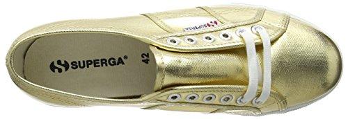 Cotmetw Oro Gold Basse Scarpe Donna Superga Ginnastica 2790 da Fn5qgCZUw