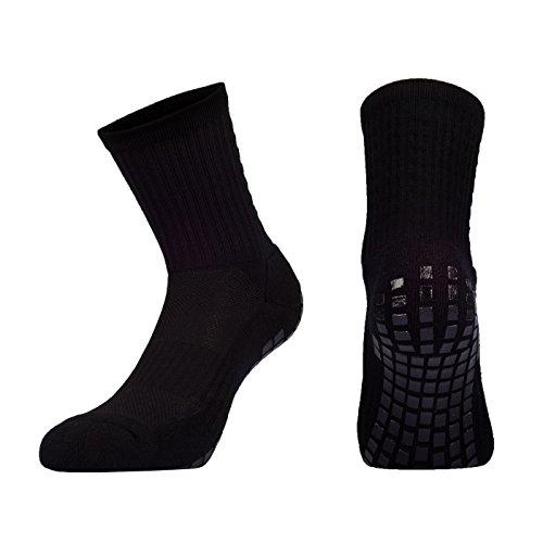 Snocks - Non Slip Socks (Black, onesize)