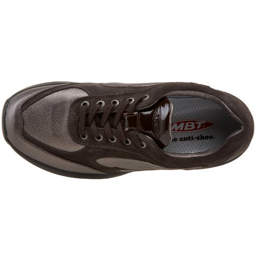 Mbt Womens Maliza Oxford Brown
