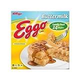Eggo Buttermilk Waffle, 1.23 Ounce -- 192 per case.