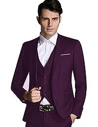Amazon.com: Purple - Suits & Sport Coats / Clothing: Clothing