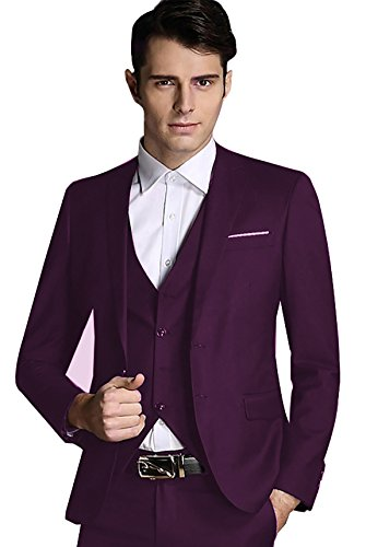 Men's (Purple Suit Mens)
