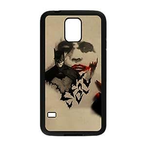 Batman Joker Poker for Samsung Galaxy S5 Cell Phone Case & Custom Phone Case Cover R14A649564