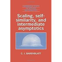 Scaling, Self-similarity, and Intermediate Asymptotics: Dimensional Analysis and Intermediate Asymptotics (Cambridge Texts in Applied Mathematics, Band 14)