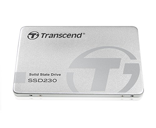 Transcend TS128GSSD230S Information 128GB 3D TLC SATA III 6GB/S 2.5'' Solid State Drive 230 2.5'' by Transcend (Image #2)