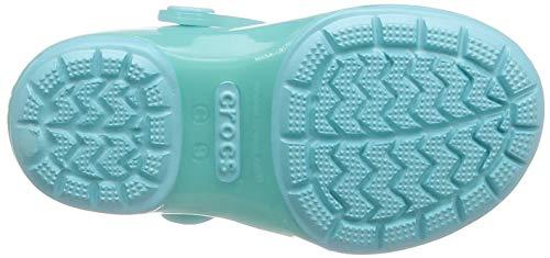 Crocs Croslite Blu Clog Isabella Charm Kids Ice BRrgBqZ