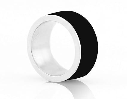 LYCOS Life NFC Smart Ring White Size 8 Amazonin Electronics