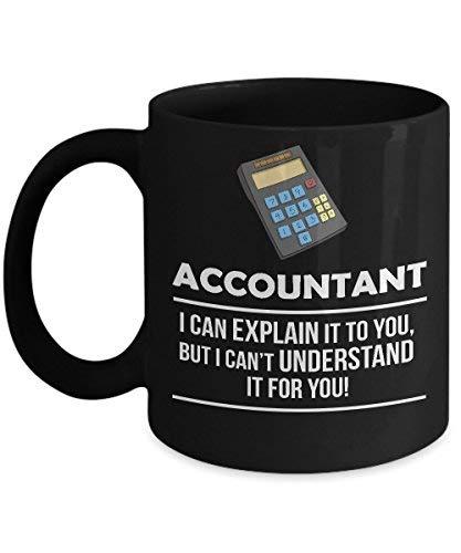 Accountant Mug Coffee Cup Gift For An Account Executive Finance Advisor Auditor