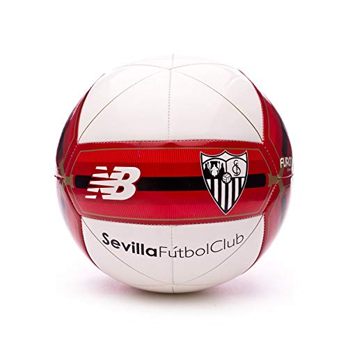 New Balance - Sevilla FC Ball Dispatch, Color White: Amazon.es ...