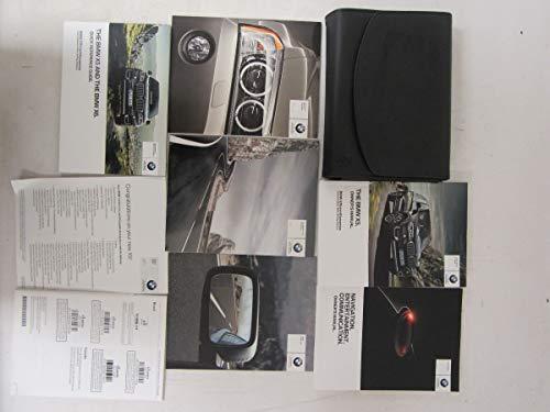 2015 15 BMW X5 xDrive35d, xDrive35i, xDrive50i,4.4L,3.0L Owners Manual Kit Set + NAVIGATION BOOK