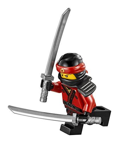 41pagMCoC8L - LEGO Ninjago Movie Water Strider 70611 Building Kit (494 Piece)