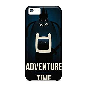 Perfect Adventure Time Dark Cases Covers Skin For Iphone 5c Phone Cases