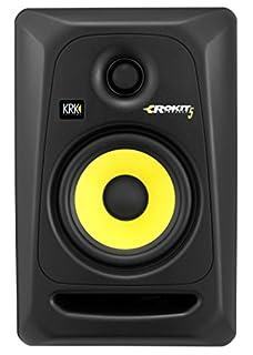 KRK Rokit 5 Generation 3 RP5G3-NA Powered Studio Monitor, Black, Single Speaker (B00EO7UNXO)   Amazon Products