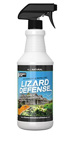 Formula Reptile (Lizard Defense All Natural Deterrent and Repellent Spray – Safe and Effective for All Types of Lizards and Geckos)