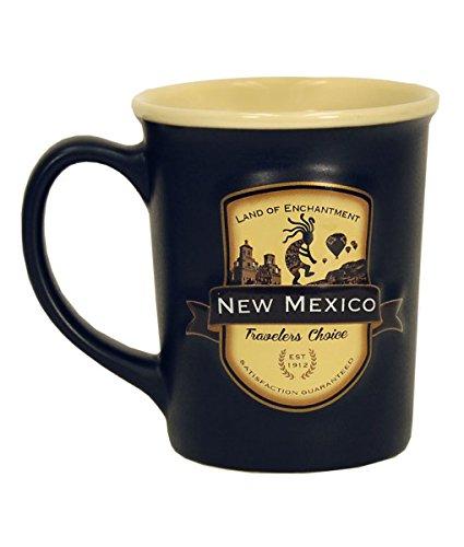 - Americaware SEMNMX01 New Mexico Emblem Mug