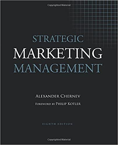 Amazon strategic marketing management 8th edition strategic marketing management 8th edition 8th edition fandeluxe Image collections