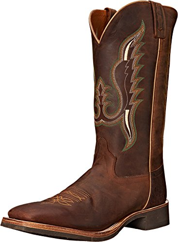 - Old West Boots Men's BSM1860 Brown Oily Boot