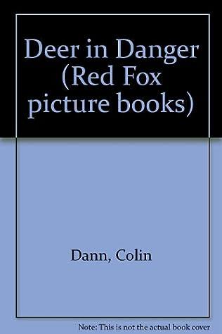 book cover of Deer in Danger