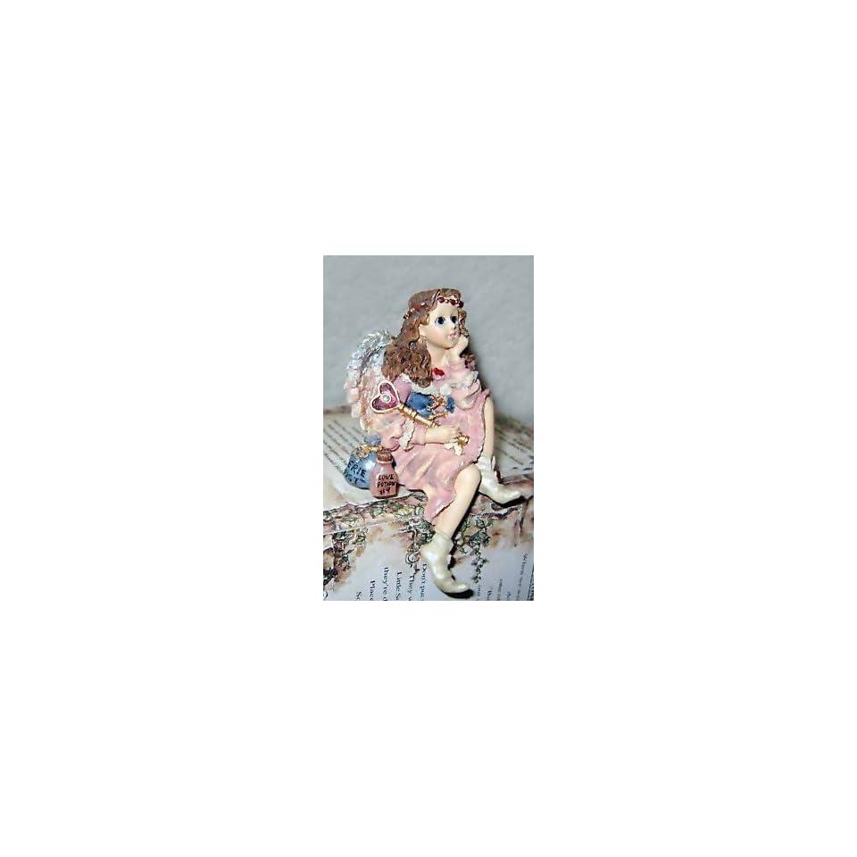 Boyds Bears, The Wee Folkstones, Angelina Smidge AngelLove # 36100