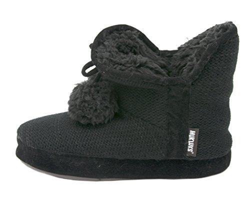 MUK Black Mint Women's Slipper PENNLEY LUKS anWBaXrqw6