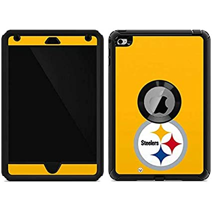 1a83d9c35 Image Unavailable. Image not available for. Color  NFL Pittsburgh Steelers  OtterBox Defender iPad ...