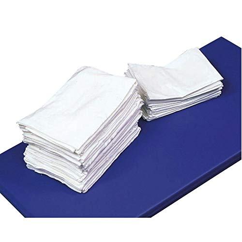 """Creative Colors 601 Fitted Mat Sheet, 24"""" x 48"""", White from Creative Colors"""