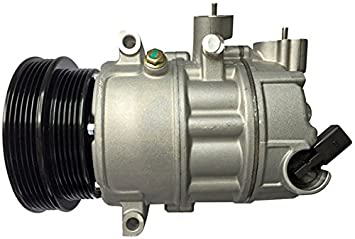 BEHR HELLA SERVICE 8FK 351 322-841 Compresor, aire acondicionado: Amazon.es: Coche y moto