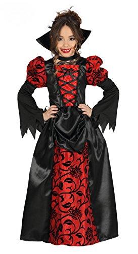 Comprar Disfraz de Vampiresa Infantil Halloween Guirca - Disfraces originales de Noche de los muertos, Tienda Online Envíos Baratos o Gratis