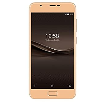 InFocus Turbo 5 Plus (Royal Gold, Dual Rear Camera) Smartphones at amazon