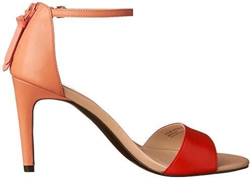 Cole Haan Womens Clara Grand 85mm Heeled Sandal Spicy Orange r0f1x
