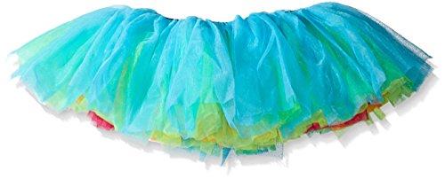 Seven Til Midnight Women's Rainbow Tulle Tutu Skirt