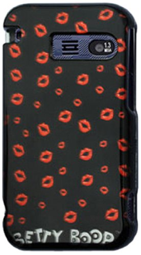 Sanyo 2D Protector Cover for Sanyo SCP-2700 B299 - Retail Packaging - Black/Red (Cell Phone Cases Sanyo)