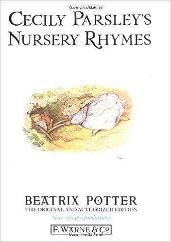 NEW Beatrix Potter Alphabet Initial M Cecily Parsley