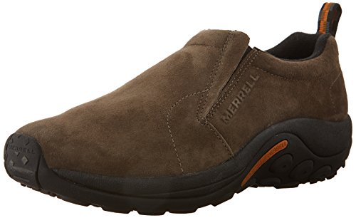 9a19a59350ad0 high-quality Merrell Men's Jungle Moc Slip-On Shoe,Gunsmoke,8.5 W US ...