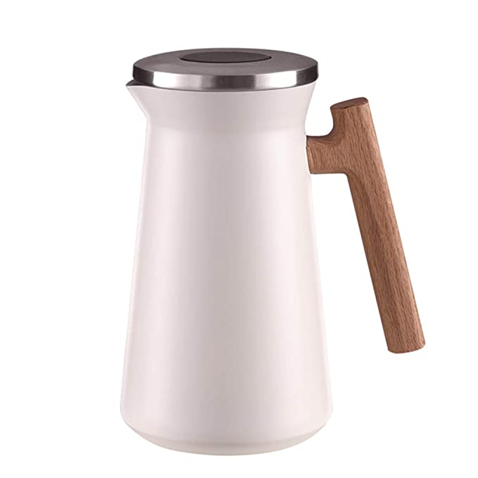 Termos Para Cafe 2 Litro Jarra cafetera/leche De Acero Inoxidable ...