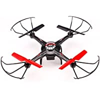 Quadcopter, WONOUS JJRC V686 5.8G FPV Headless Mode 360° Rotate RC Drone Helicopter Quadcopter with 2.0MP HD Camera Monitor, ROHS Certificate
