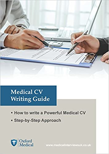 Medical CV Writing Guide  Amazon co uk  Stephen McGuire  Books LiveCareer Hybrid Resume Sample Chronological Style Resume