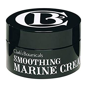 Image of Clark's Botanicals Smoothing Marine Cream, Lightweight Daily Moisturizer, 1.7 Fl Oz