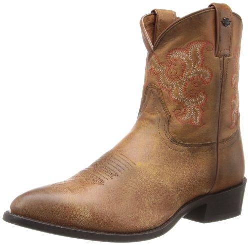 Harley Cowboy Boots - 9