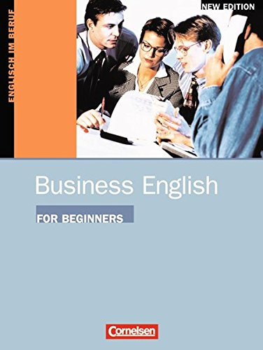 Read Online Business English for Beginners, New Edition, Course book pdf epub