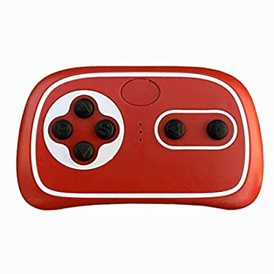 2.4G Red Bluetooth Remote Control Remote Controller Transmitter Accessories Kids Toy car Children Electric Cars Ride On Toy Car Replacement Parts: Home Audio & Theater