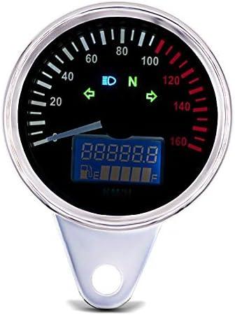 Compteur de Vitesse pour Moto Guzzi Nevada 750 KTX Chrome