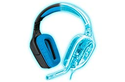 LOGITECH G430 DTS Headphone: X and Dolby 7.1 Surround Sound Gaming Headset (981-000536)