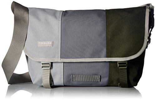 Timbuk2 Classic Tres Colores Messenger Bag, Cinder, Medium ()