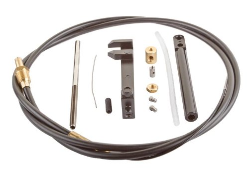 SEI MARINE PRODUCTS - Compatible with Mercruiser R/MR/Alpha One Shift Cable Kit ()