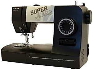 Amazon.com: Toyota Super Jeans J17XL Sewing Machine