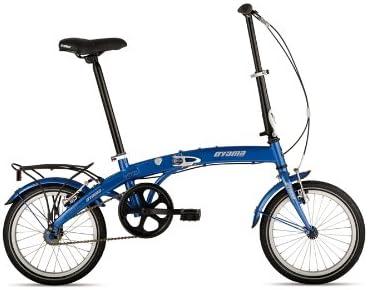 Oyama OY-66TH - Bicicleta Infantil Unisex, Talla única, Color Azul: Amazon.es: Deportes y aire libre