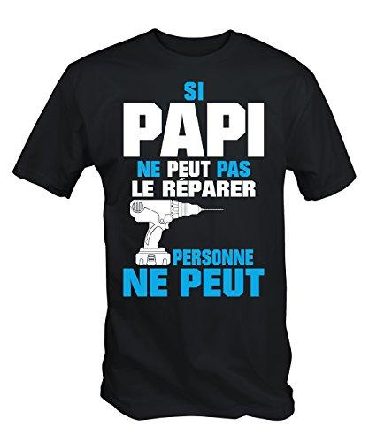 persona camiseta no negra reparador Papi 6tn puede si nXSYqnwF