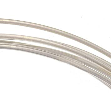 Amazon.com: Sterling Silver Wire 20 Gauge Round Half Hard (5 Feet)